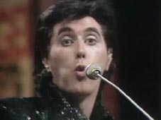 Roxy Music on TOTP 1972